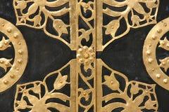 Porta Ornamented Fotos de Stock Royalty Free
