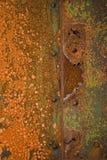 Porta oxidada Imagem de Stock Royalty Free