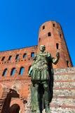 Porta Palatina - Torino Italy Royalty Free Stock Image