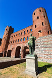Porta Palatina - Torino Italy Royalty Free Stock Photography
