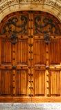 Porta Palau de l'i marzo cel in Sitges Immagini Stock Libere da Diritti
