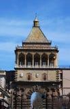 Porta Palazzo Stock Afbeelding