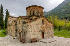 Porta Panagia church, Thessaly, Greece Stock Images