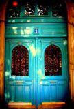 Porta parigina fotografia stock