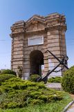 Porta Pia in Ancona Royalty Free Stock Photography