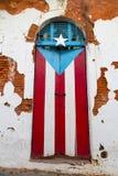 Porta portoricana Fotografia Stock