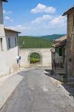 Porta Posterola. Amelia. L'Ombrie. L'Italie. Photo libre de droits
