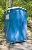 Porta Potty Image libre de droits