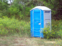 Porta Potty Stock Photos