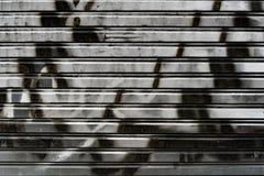 porta Pulverizador-pintada do rolo-acima do metal Fotos de Stock