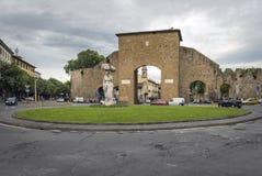 Porta Romana in Florenz Lizenzfreie Stockfotografie