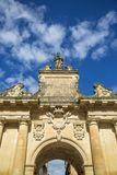 Porta San Biagio in Lecce, Italy Stock Images
