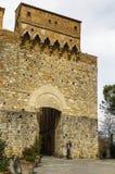 Porta San Giovanni, San Gimignano Stock Photo