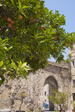 Porta Sant'Agata, Palermo, Sicily Stock Photography