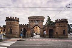 Porta Saragozza Bologna Stock Photography