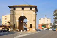 Porta Serrata, Ravenna Royalty Free Stock Images