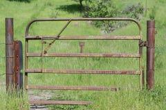 Porta sibilante Imagem de Stock