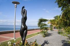 Porta spagna Trinidad di sviluppo di lungomare Immagini Stock Libere da Diritti