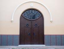 Porta spagnola Fotografia Stock Libera da Diritti