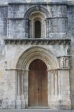 Porta Speciosa, santutegia de Estibalizko Andre Mariaren, Argandoña, país vasco Imagen de archivo