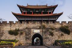 Porta sul de Dali, Yunnan, China Fotografia de Stock