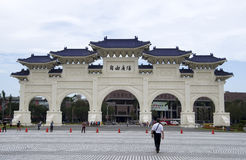 Porta Taipei da liberdade Fotografia de Stock