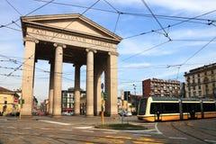 Porta Ticinese, Milan Italy Stock Photos