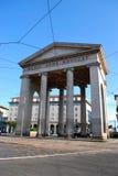 Porta Ticinese, Milano, Italia Fotografie Stock Libere da Diritti