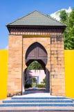 Porta tradicional de Marrocos foto de stock royalty free