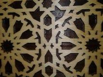 Porta tradizionale Fotografia Stock