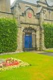 Porta, universidade de StAndrews, St Andrews, Escócia, Reino Unido Foto de Stock