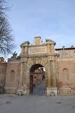 Porta Valbona in Urbino – Italy Stock Photos