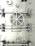 Porta Vaulted ilustração stock