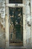 Porta velha Fotografia de Stock Royalty Free