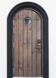 A porta velha Foto de Stock