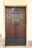 Porta velha Imagem de Stock