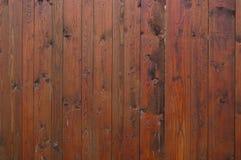 A porta velha ao jardim Fotografia de Stock