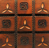 Porta velha. detalhe Fotos de Stock