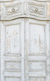 Porta velha do vintage Fotos de Stock