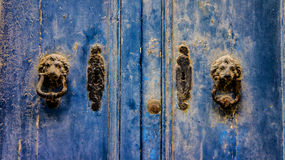 Porta velha Gozo Fotos de Stock Royalty Free