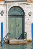 Porta Venetian típica foto de stock royalty free