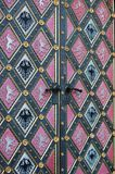 Portaal van de kerk Royalty-vrije Stock Foto's