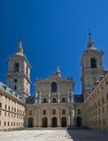 Portaal van Escorial Stock Afbeelding