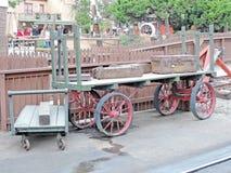 Portabagagli Fotografie Stock