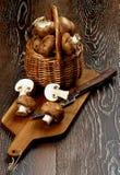 Portabello Mushroom Royalty Free Stock Photography