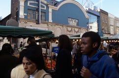 Portabello Road Market, London Stock Photos