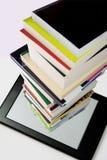 Portabiliteit van boeken Royalty-vrije Stock Fotografie