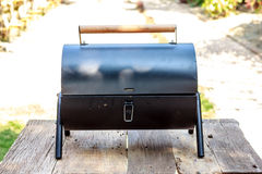 Portable barbecue Stock Image