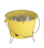 Portable bbq Stock Photos