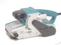 Portable-belt sander Royalty Free Stock Photography